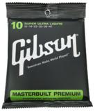 Gibson / SAG-MB10 Masterbuilt Premium Phosphor Bronze 10-47 アコギ弦 商品画像
