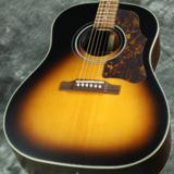 EPIPHONE / Masterbilt AJ-45ME Vintage Sunburst Satin エピフォン アコースティックギター エレアコ AJ45ME 商品画像