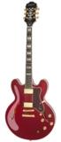 Epiphone / Sheraton II Pro Wine Red  エピフォン エレキギター セミアコ 商品画像