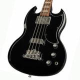 Gibson USA / SG Standard Bass Ebony  ギブソン エレキベース 商品画像