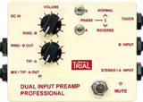 TRIAL / Dual Input Preamp Professional トライアル【※受注発注商品】 商品画像