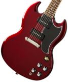 Epiphone / inspired by Gibson SG Special P-90 Sparkling Burgandy エレキギター 商品画像