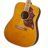 Epiphone / Inspired by Gibson Masterbilt Hummingbird Aged Antique Natural Gloss アコースティックギター フォークギター アコギ 商品画像