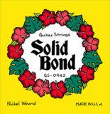 Solid Bond / GS0942 ギター弦 .009-.042 ソリッドボンド 商品画像