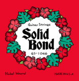 Solid Bond / GS1046 ギター弦 .010-.046 ソリッドボンド 商品画像