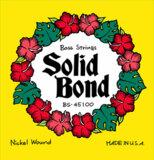 Solid Bond / BS45100 ベース弦 .045-.100 ソリッドボンド 商品画像