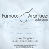 Famous Aranjuez / Clear String Set 25-36 【お取寄せ商品】 商品画像