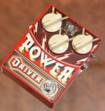 DR.NO / OVERDRIVE pedal