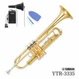 YAMAHA / YTR-3335 ヤマハ トランペット ラッカー仕上 YTR3335 《サイレントブラスセット》《未展示・倉庫保管新品をお届け※もちろん出荷前調整》 商品画像