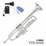YAMAHA / YTR-3335S ヤマハ トランペット シルバーメッキ仕上 《サイレントブラスセット》 商品画像