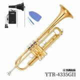 YAMAHA / YTR-4335GII ヤマハ トランペット ラッカー仕上《サイレントブラスセット》 商品画像