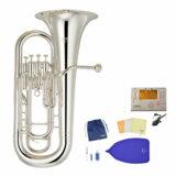 YAMAHA / YEP-321S ヤマハ ユーフォニアム YEP321S シルバーメッキ 《特典セット付》《倉庫保管新品をお届け※もちろん出荷前調整》 商品画像