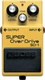 BOSS / SD-1 Super Over Drive  ボス オーバードライブ エフェクター SD1 商品画像