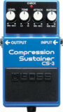 BOSS / CS-3 Compression Sustainer  ボス コンプレッサー エフェクター CS3 商品画像