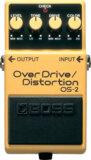 BOSS / OS-2 Over Drive / Distortion オーバードライブ/ディストーション 商品画像