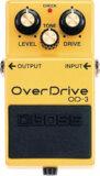 BOSS / OD-3 Over Drive  ボス エフェクター オーバードライブ OD3 商品画像
