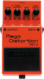 BOSS / MD-2 Mega Distortion ディストーション 商品画像