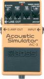 BOSS / AC-3 Acoustic Simulator アコースティック シミュレーター 商品画像