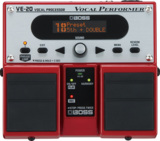 BOSS / VE-20 Vocal Processor 【Vocal Performer】【ボーカル用エフェクター】 ボス ボーカルプロセッサー エフェクター VE20 商品画像