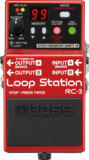 BOSS / RC-3 Loop Station  ボス ループステーション ルーパー RC3 商品画像