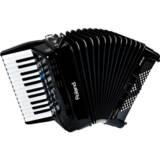 Roland ローランド / V-Accordion FR-1X BK ブラック Vアコーディオン ピアノ鍵盤タイプ【お取り寄せ商品】《納期別途ご案内》 商品画像
