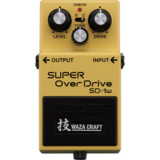 BOSS / SD-1W Super Over Drive 技 Waza Craft 台湾製 商品画像
