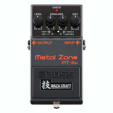 BOSS / MT-2W Metal Zone  ボス MADE IN JAPAN 技 Waza Craft 日本製 エフェクター  商品画像