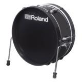 Roland / KD-180L-BK ローランド 18インチ キック・ドラム・パッド / キックペダル別売【お取り寄せ商品】 商品画像
