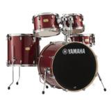 YAMAHA / SBP2F5 CRクランベリーレッド ヤマハ ステージカスタム 5点シェルキット 22BDセット 商品画像