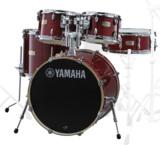 YAMAHA / SBP0F5 CRクランベリーレッド ヤマハ ステージカスタム 5点シェルキット 20BDセット 商品画像