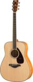 YAMAHA / FG840 Natural (NT) ヤマハ アコースティックギター フォークギター アコギ 入門 初心者 FG-840 《+811177100》 商品画像