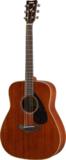 YAMAHA / FG850 Natural (NT) 【オールマホ/詳細画像有】 ヤマハ アコースティックギター フォークギター アコギ 入門 初心者 FG-850  商品画像