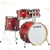YAMAHA / TMP0F4CAS ヤマハ Tour Custom ドラムシェルパック 20BD キャンディアップルサテン【お取り寄せ商品】 商品画像