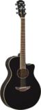 YAMAHA / APX600 BL (Black) 【薄胴エレアコ】 ヤマハ アコースティックギター アコギ エレアコ APX-600BL 《ソフトケース付属/+811175900》 商品画像