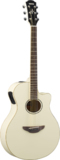 YAMAHA / APX600 VW (Vintage White) 【薄胴エレアコ】 ヤマハ アコースティックギター エレアコ APX-600VW 《ソフトケース付属/+811175900》 商品画像