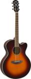 YAMAHA / CPX600 OVS (Old Violin Sunburst) ヤマハ アコースティックギター エレアコ アコギ CPX-600OVS 《ソフトケース付属/+811177100》 商品画像