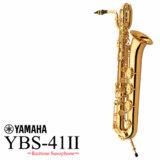 YAMAHA / YBS-41II ヤマハ バリトンサックス YBS41II 《未展示倉庫保管の新品をお届け※もちろん出荷前調整》《5年保証》 商品画像