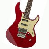 YAMAHA / Pacifica612VIIFMX FRD(ファイヤードレッド) ヤマハ エレキギター PAC612V2 【新製品】 商品画像