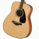YAMAHA / FG820 NT (ナチュラル) ヤマハ アコースティックギター フォークギター アコギ FG-820 入門 初心者 [+2308111771009] 商品画像