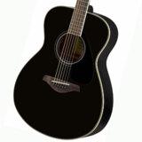YAMAHA / FS820 BL (ブラック) ヤマハ アコースティックギター フォークギター アコギ 入門 初心者 FS-820 《/+2308111759007》 商品画像