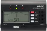 KORG / GA-50 Guitar / Bass Tuner コルグ ギター・ベース用チューナー 商品画像