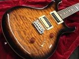 Paul Reed Smith (PRS) / SE Custom 24 Quilt Limited Black Gold Burst ポールリードスミス 《予約受付/10月30日入荷予定/注文後納期ご案内》  商品画像