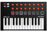 Arturia アートリア / MINILAB MK2 Orange Edition MIDIコントローラー 商品画像