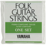 YAMAHA / FS510 【コンパウンド弦】 ヤマハ アコースティックギター弦 FS-510 商品画像