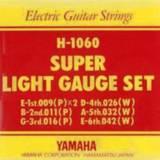 YAMAHA / H-1060 Super Light 09-42 エレキギター弦 商品画像