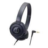 audio-technica / ATH-S100 BK ポータブルヘッドホン  商品画像