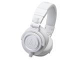 audio-technica オーディオテクニカ / ATH-M50x WH ホワイト ヘッドフォン 商品画像