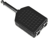 audio-technica / ATL426CM モノラル標準ジャック×2 / モノラル標準プラグ 商品画像