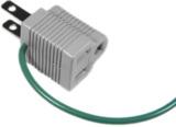 audio-technica / ATL438CV 3P電源ジャック / 2P電源プラグ 商品画像