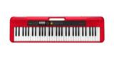 【在庫あり】CASIO カシオ / CT-S200RD (レッド) ベーシックキーボード 商品画像